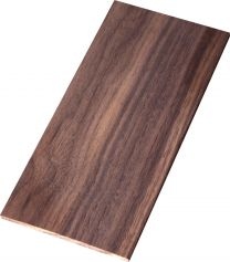 Headstock veneer walnut 110x200x5mm