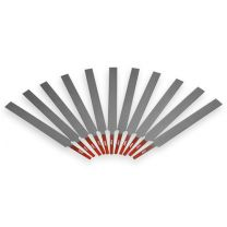 Japanese nut file set of 11 0.010 to 0.056 inch