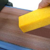 Abrasive cleaner block 21,5cm