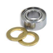 Ball bearing for binding bit set to 3,5mm