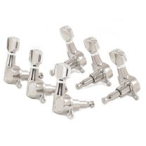 Gotoh SGM Guitar Tuner L3+R3 chrome