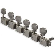 Gotoh Master relic SD91-05M tuners 6 in line relic aged nickel