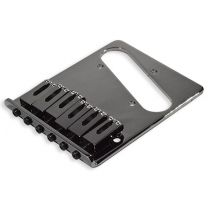 Gotoh GTC202 Guitar Bridge string through cosmo-black