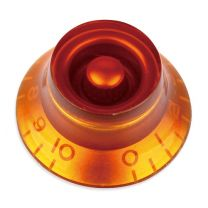 Bell knop amber