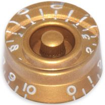 Speed knob Inch size gold