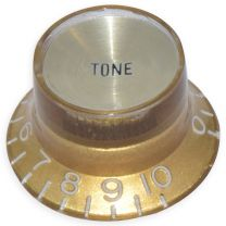 Bell knob tone Inch size gold-gold