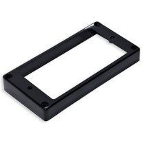 Elementring vlak geschuind 11-12mm zwart