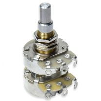 Alpha 1000K / 1000K stacked concentric audio potentiometer