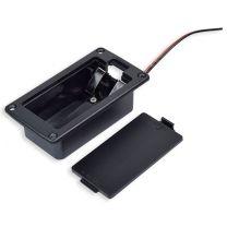 Battery box - guitar electronics - TLC Guitar Goods