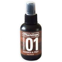 Dunlop 01 cleaner & prep fretboard polish