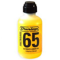 Dunlop formula 65 lemon oil fretboard polish