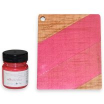 suStain Mica  Radiant Red No. 4.6