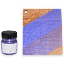 suStain Mica  Purple Glaze No. 5.8