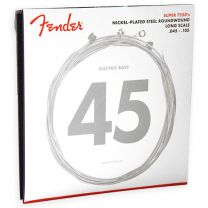 Fender super 7250s nickel roundwound bass strings medium 045-105