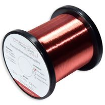 Copper pickup wire 43 AWG Poly-Nylon 500g