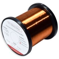 Copper pickup wire 42 AWG Heavy Formvar 500g
