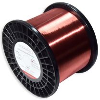 Copper pickup wire 43 AWG Poly-Nylon 3933g