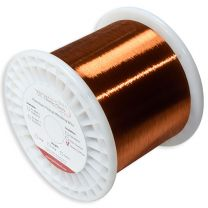 Copper pickup wire 42 AWG Heavy Formvar 2105g