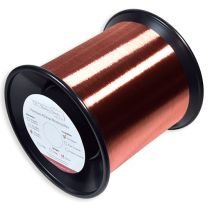 Copper pickup wire 44 AWG Poly-Nylon 2600g