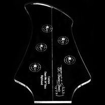 Custom headstock template