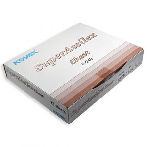 Kovax Super Assilex 240 box of 25