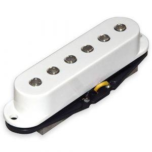 Artec single coil adjustable poles middle white