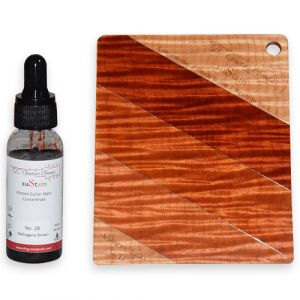 suStain Mahogany Brown No. 28 concentrate
