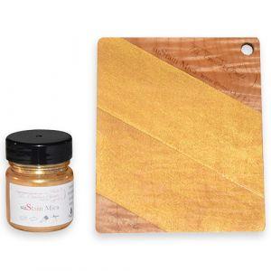 suStain Mica Glimmering Gold No. 1.4