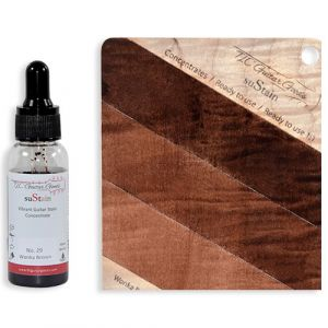 suStain Wonka Brown No. 29 concentrate