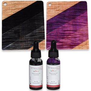 suStain kleur set - Purple burst 2st